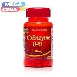 Koenzym Q10 30 mg 200 Tabletek