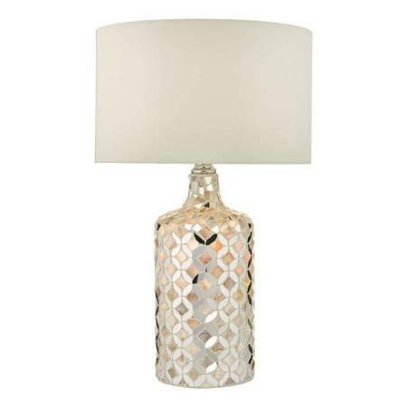 ACQUILA Lampa Stołowa SHELL Lustro DUAL LIGHT