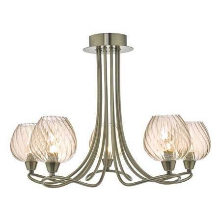 SIVYER 5LT Lampa Sufitowa CHAMP