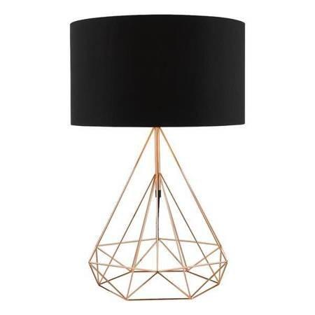 SWORD Lampa Stołowa Miedź