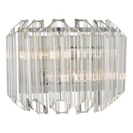 TUVALU 2LT Lampa Ścienna Szkło