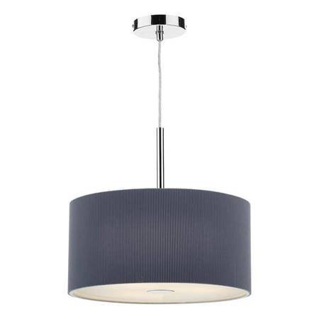 ZARAGOZA 3LT Lampa Sufitowa 40CM Kolor Szary