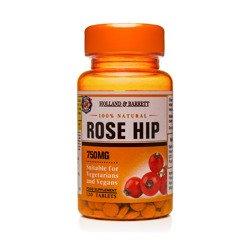 Dzika Róża 750 mg 120 Tabletek