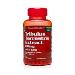 Ekstrakt z Tribulus Terrestris 250 mg z Cynkiem 90 Kapsułek